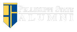 3305 pellissippi state community college alumni logo white2