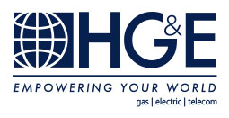 Holyoke gas electric hge logo